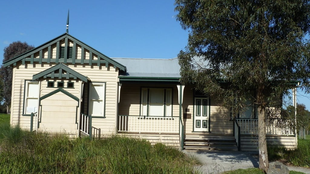 Old Heidelberg Shire Office